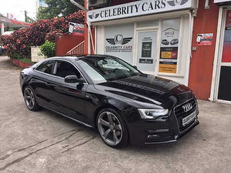 A5 COUPE 2,0 TDI S-LINE