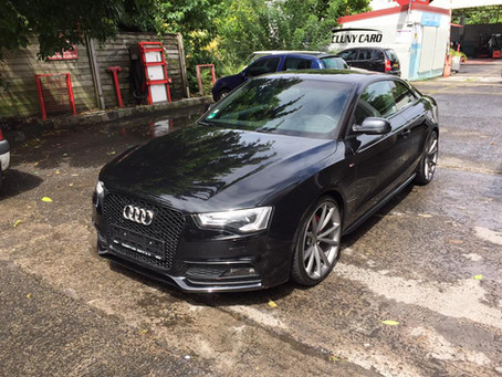 A5 COUPE 3,0 TDI S-LINE