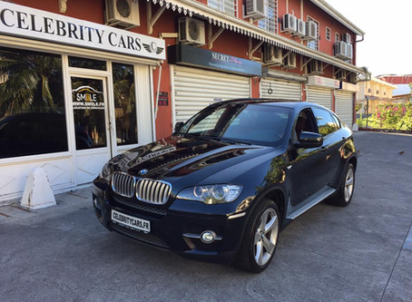 BMW X6 XDRIVE 35D SPORT