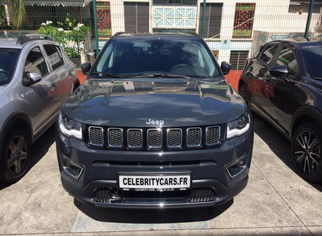 JEEP COMPASS LIMITED 1,4 MULTIAIR