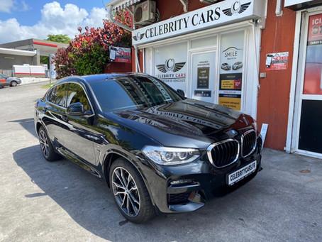 BMW X4 XDRIVE 20DA M SPORT