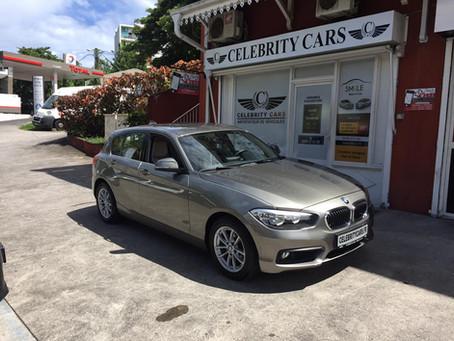 BMW 118i LOUNGE