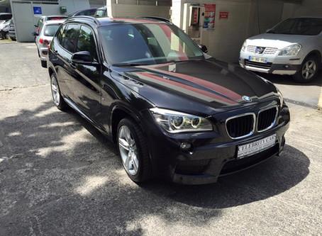 BMW X1 SDRIVE 18D M SPORT