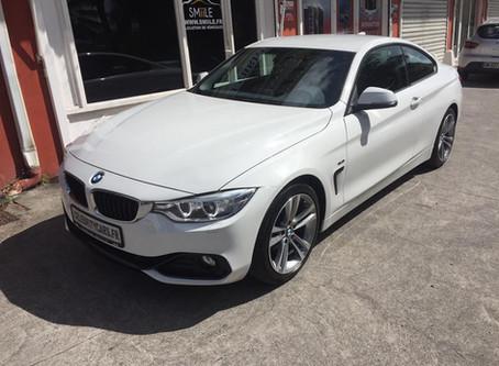BMW 420i COUPE SPORTLINE