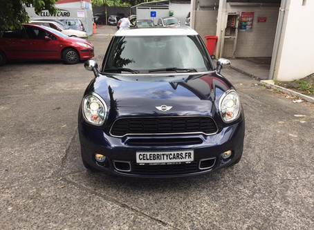 MINI COUNTRYMAN COOPER SD