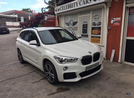BMW X1 XDRIVE 25D M SPORT