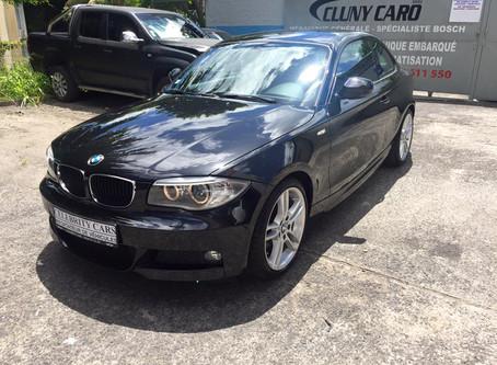 BMW 118D COUPE M SPORT