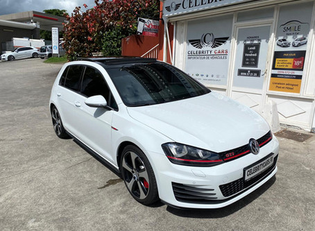 VOLKSWAGEN GOLF 7 GTI PERFORMANCE DSG