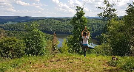 Janina Pinske Yoga Meditation Bleilochta