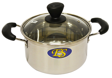 #800169 STAINLESS STEEL COOKING POT-26 CM 不銹鋼湯鍋