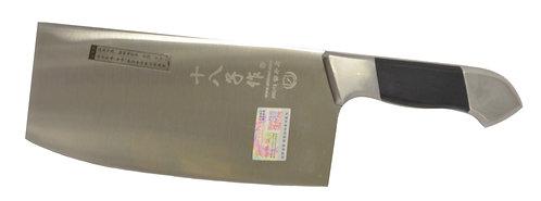 #801426 十八子作 STAINLESS STEEL SLICE KNIFE 鑄鋼柄切片刀