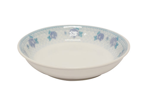 """#802611 RICE PLATE-ORCHID-7"""" 蘭花盤(6 PCS)"""