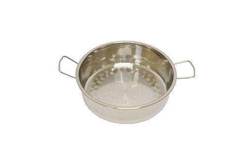 #800260 STAINLESS STEEL CAKE STEAM PLATE-20CM 不鏽鋼蒸糕盤