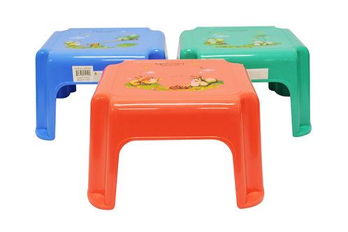 #805251 PLASTIC STOOLS-PW653 塑膠中肥凳