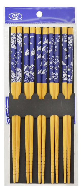 #801954 BAMBOO CHOPSTICKS-5 PARIS 天然竹筷