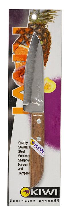 #801404P KIWI S/S CHEF'S KNIFE#503 W/PACKAGE 不銹鋼主廚刀