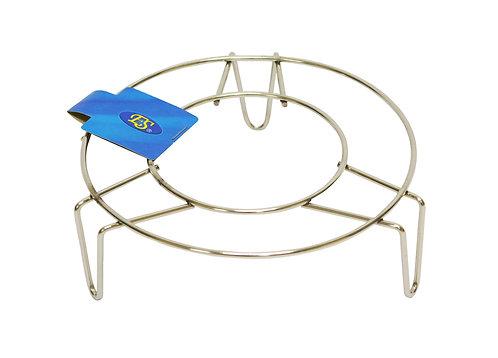 "#801521 STAINLESS STEEL WOK STAND-HIGH-8""  不鏽鋼鍋墊"