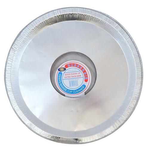 #801328 ALUMINUMSTOVE COVER-SQUARE 瓦斯爐防油鋁箔墊 - 方形