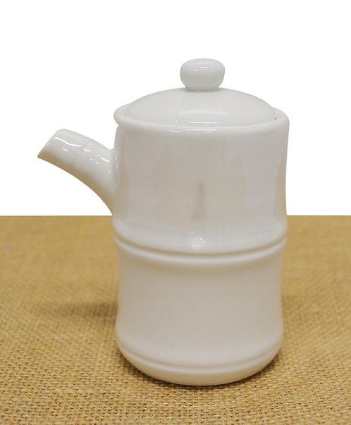 #802858 SOY SAUCE BOTTLE-WHITE 白瓷醬油罐(6 PCS)