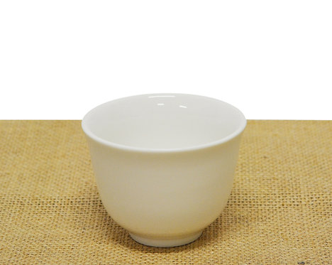 #802846 TEA CUP-WHITE 白瓷茶杯-強化瓷(6 PCS)