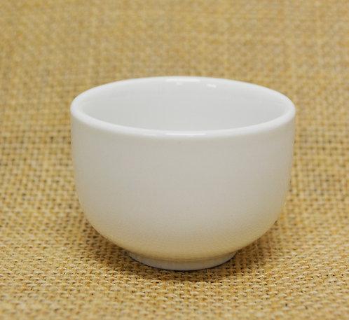 #802857 SAKE CUP-WHITE 白瓷清酒杯(24 PCS)
