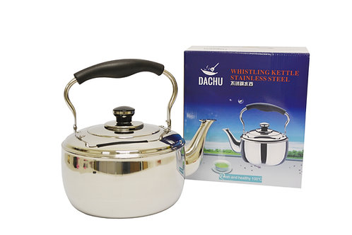 #800273 STAINLESS STEEL WHISTLING KETTLE-4L 不鏽鋼鳴壺