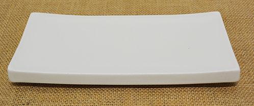 #802826 SQUARE  PLATE-WHITE-21*9.5CM 白瓷長方形盤-強化瓷(6 PCS)