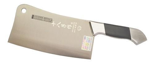#801425 十八子作 CLEAVER KNIFE  鑄鋼柄砍骨刀