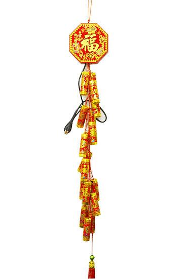FIRE CRACKER-6392(MUSIC),ITEM#00808154,音樂彩金炮(1 PCS)