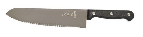 #801434 十八子作 SERRATED FILLET KNIFE 凍肉刀