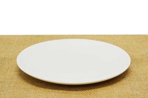 "#802813 PLATE-WHITE-9"" 白瓷盤-強化瓷(6 PCS)"