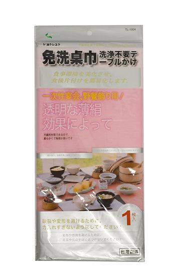 HD TABLECLOTH-TL1004, ITEM# 805190, 龍族免洗桌巾(1PCS/BAG)*10 BAG