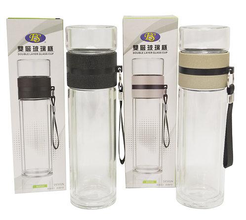 #800566 GLASS BOTTLE-280 ML 玻璃茶杯(1 PCS)