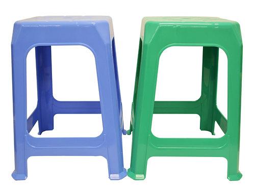 #805255 PLASTIC STOOL-PW676 餐凳