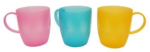 #803252 CHAHUA PLATIC CUP-1441 塑膠口杯