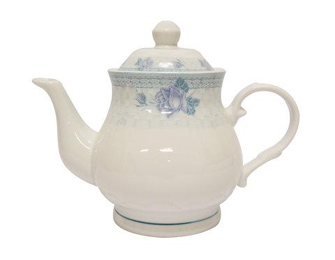 "#802641 TEA POT-ORCHID-3.5"" 蘭花茶壺(1 SET)"