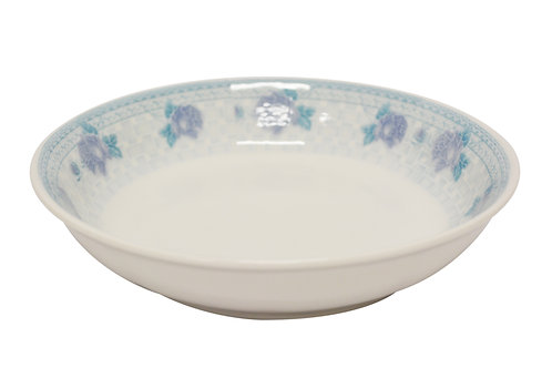 """#802613 RICE PLATE-ORCHID-9"""" 蘭花盤(6 PCS)"""