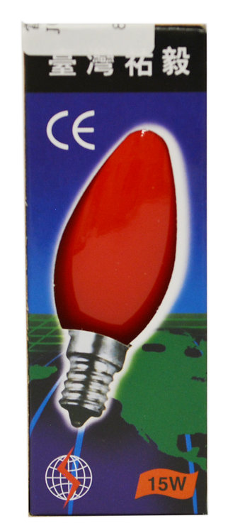 #804140 JOSS LIGHTBALL-L 電蠟燭燈膽 (1 PCS)