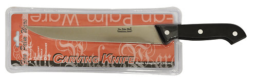 #801461 STAINLESS STEEL CARVING KNIFE 不銹鋼刀