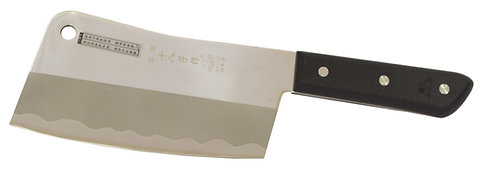 #801431  十八子作 CHOP KNIFE 不鏽鋼砍骨刀