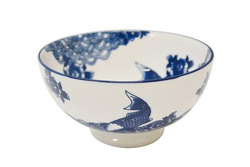 """#802906 RICE BOWL-FISH-8"""" 魚飯碗(3 PCS)"""