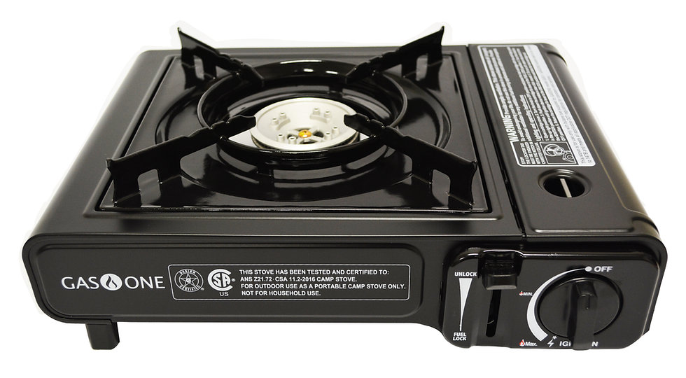 GAS STOVE/BUTANE PORTABLE STOVE, GS 1000, ITEM#00809002,攜帶式卡式火爐