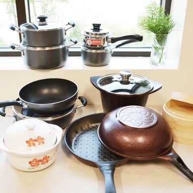 Cookware 鍋具