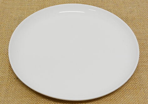 """#802889 DEEP COUPE PLATE-WHITE-10"""" 白瓷深凹盤 (24PCS)"""