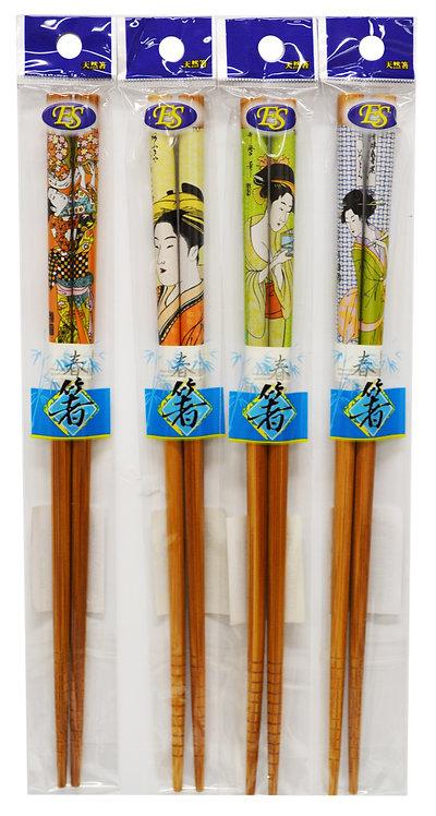 #801962 BAMBOO CHOPSTICKS-1 PAIRS天然竹筷