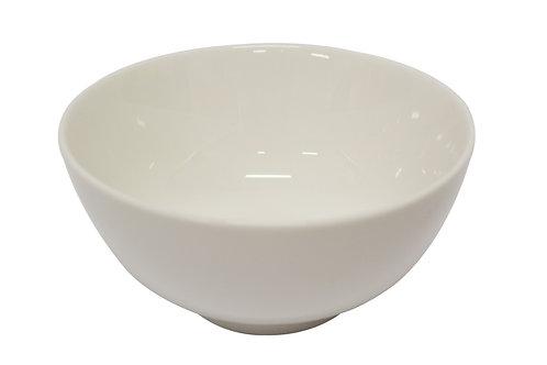 """#802805 RICE BOWL-WHITE-7"""" 白瓷飯碗-強化瓷(4 PCS)"""