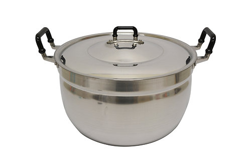 #800334 CROCODILE ALUMINUM COOKING POT-40CM 鱷魚牌鋁製湯鍋