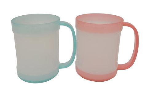 #803254 CHAHUA CUP(054004) 茶花甜圈口杯