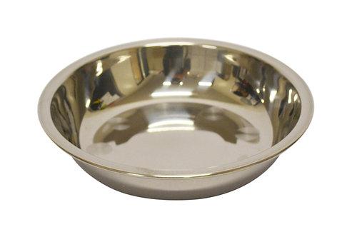 #800155 STAINLESS STEEL PLATE-20 CM 不銹鋼淺盤