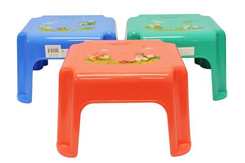 #805252 PLASTIC STOOL-PW652 塑膠大肥凳